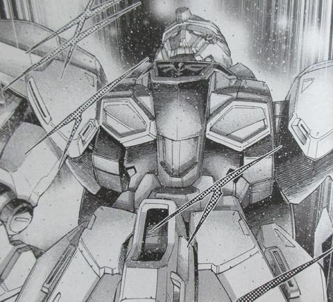 機動戦士ガンダムNT 4巻 感想 64