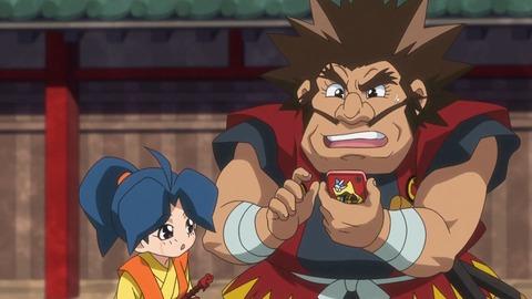 魔神英雄伝ワタル 七魂の龍神丸 第4話 最終回 感想 00335