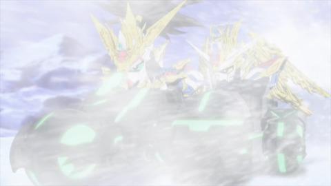 SDガンダムワールドヒーローズ 第12話 感想 159
