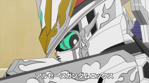 SDガンダムワールドヒーローズ 第11話 感想 042