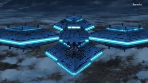 SDガンダムワールドヒーローズ 第15話 感想 16