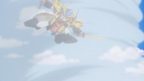 魔神英雄伝ワタル 七魂の龍神丸 第4話 最終回 感想 00328