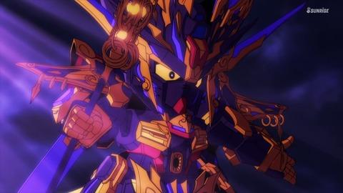 SDガンダムワールドヒーローズ 第22話 感想 442