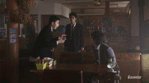 ガンダムビルドリアル 第2話 感想 ネタバレ 155