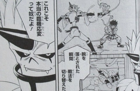 冒険王ビィト 15巻 感想 081