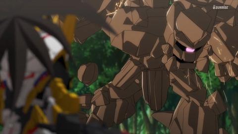 SDガンダムワールドヒーローズ 第8話 感想 ネタバレ 399