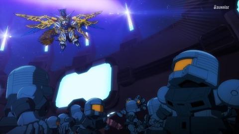 SDガンダムワールドヒーローズ 第3話 感想 ネタバレ 0935