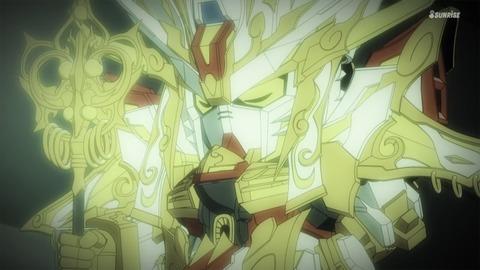 SDガンダムワールドヒーローズ 第23話 感想 101