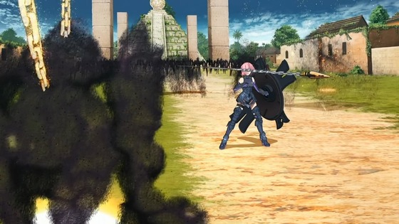 FGO 絶対魔獣戦線バビロニア 第15話 感想 00857