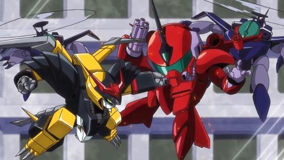 魔神英雄伝ワタル 七魂の龍神丸 第2話 感想 00342