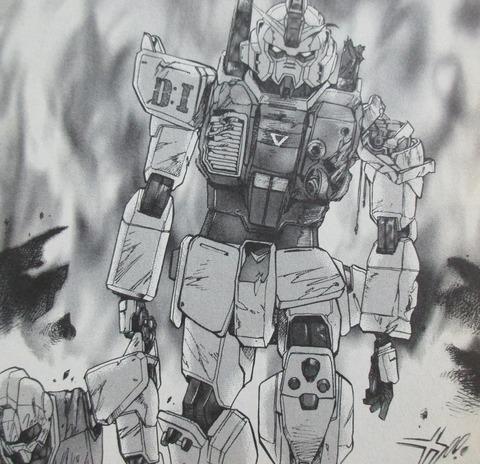 機動戦士ガンダム戦記 Lost War Chronicles 1巻 感想 86