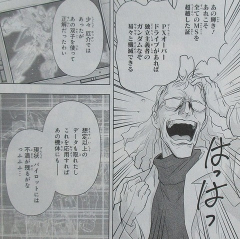ガンダムW G-UNIT オペレーション・ガリアレスト 3巻 感想 63