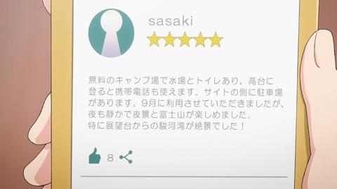 ゆるキャン 2期 第7話 感想 0489