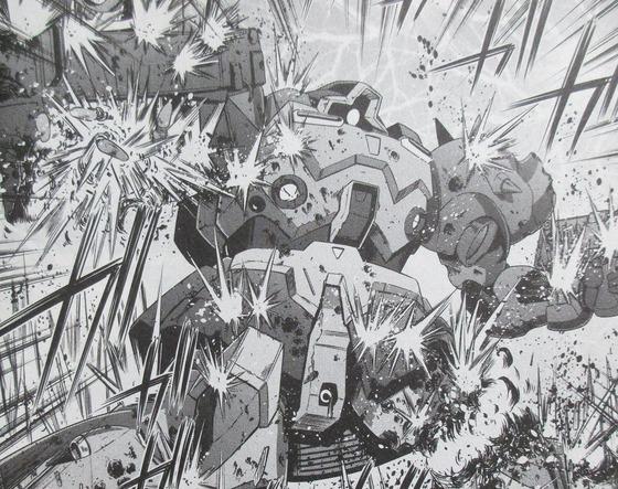 機動戦士ガンダムF90FF 2巻 感想 00009