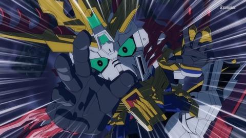 SDガンダムワールドヒーローズ 第13話 感想 0908