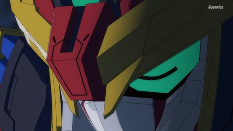 SDガンダムワールドヒーローズ 第16話 感想 430