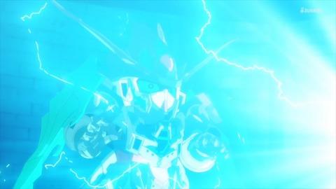 SDガンダムワールドヒーローズ 第17話 感想 675