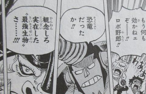 ONE PIECE 99巻 感想 ネタバレ 25