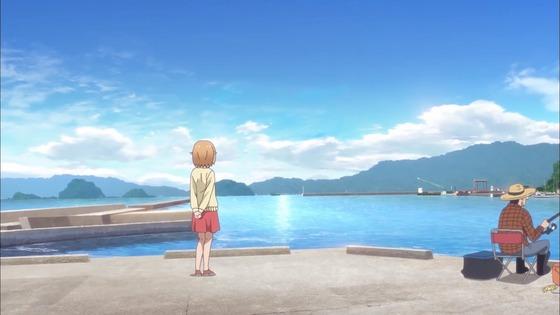 放課後ていぼう日誌 第1話 感想 00021