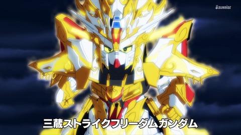 SDガンダムワールドヒーローズ 第24話 最終回 感想 33
