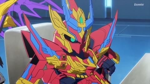 SDガンダムワールドヒーローズ 第2話 感想 ネタバレ 207