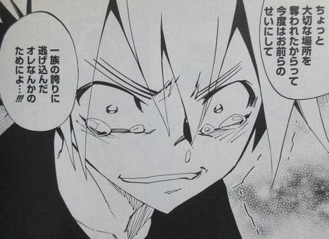 シャーマンキングzero 1巻 感想 0088