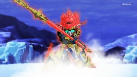 SDガンダムワールドヒーローズ 第12話 感想 501