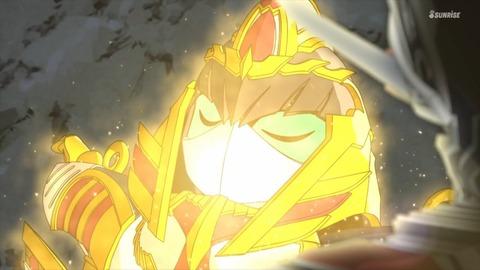 SDガンダムワールドヒーローズ 第23話 感想 30