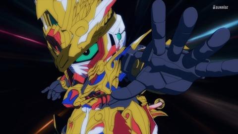 SDガンダムワールドヒーローズ 第2話 感想 ネタバレ 444