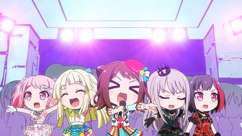 BanG Dream!ガルパピコ大盛 第26話 感想