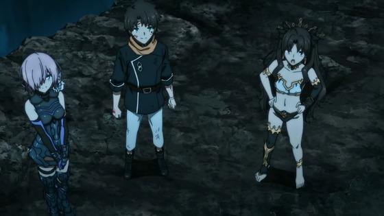 FGO 絶対魔獣戦線バビロニア 第13話 感想 00654