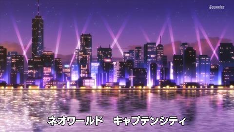 SDガンダムワールドヒーローズ 第11話 感想 35