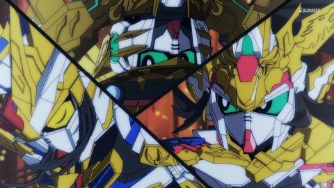 SDガンダムワールドヒーローズ 第11話 感想 0601