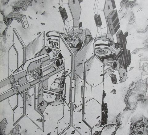 機動戦士ガンダム サンダーボルト 17巻 感想 40