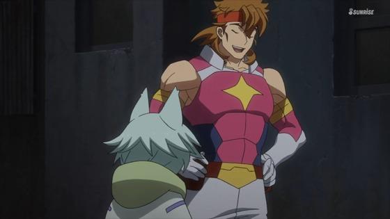 ガンダムビルドダイバーズReRISE 第13話 感想 00679