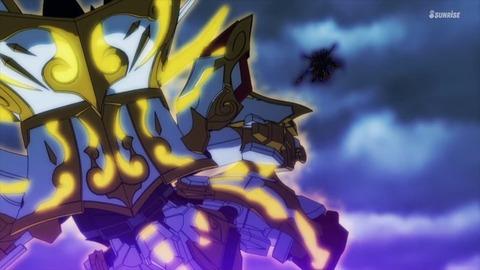 SDガンダムワールドヒーローズ 第23話 感想 582