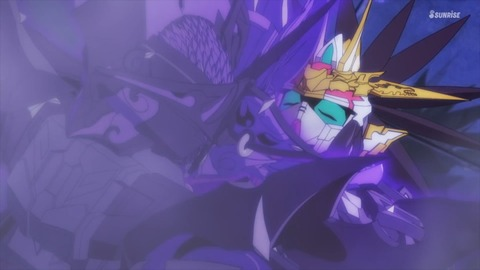 SDガンダムワールドヒーローズ 第22話 感想 536