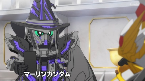 SDガンダムワールドヒーローズ 第8話 感想 ネタバレ 156