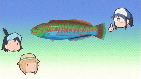 放課後ていぼう日誌 第10話 感想 00347