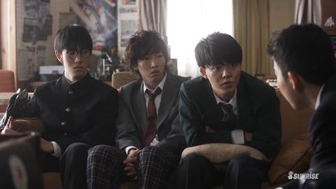 ガンダムビルドリアル 第3話 感想 ネタバレ 08