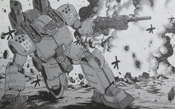 機動戦士ガンダム GROUND ZERO コロニーの落ちた地で 3巻 感想 00050