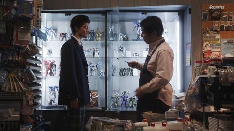 ガンダムビルドリアル 第1話 感想 ネタバレ 327