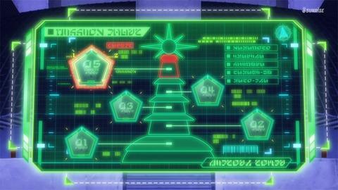 SDガンダムワールドヒーローズ 第13話 感想 0974