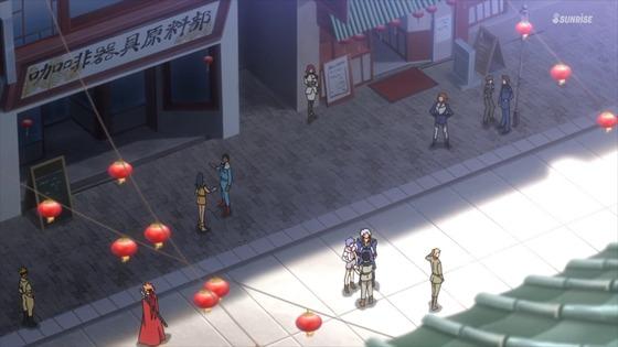ガンダムビルドダイバーズReRISE 第13話 感想 00649