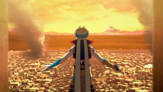 FGO 絶対魔獣戦線バビロニア 第17話 感想 00266