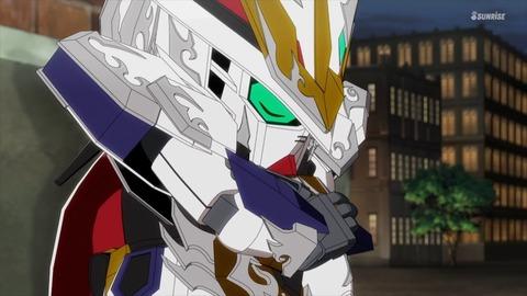 SDガンダムワールドヒーローズ 第10話 感想 ネタバレ 223