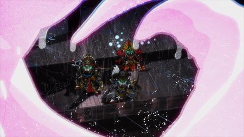 SDガンダムワールドヒーローズ 第3話 感想 ネタバレ 237