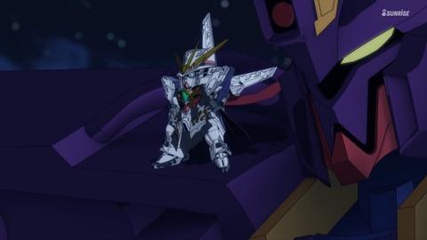 SDガンダムワールドヒーローズ 第11話 感想 101