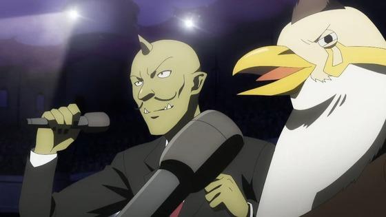 旗揚!けものみち 第12話 感想 00110