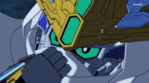 SDガンダムワールドヒーローズ 第6話 感想 ネタバレ 582